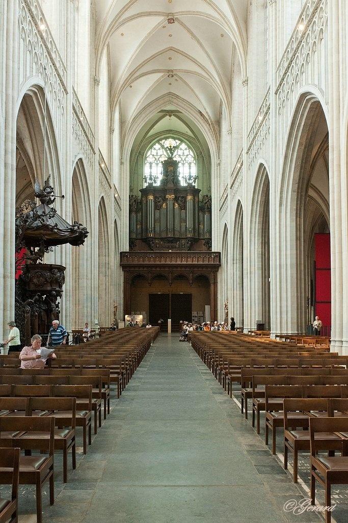 Omgeving en natuur/Steden/Antwerpen/Onze Lieve Vrouwe Kathedraal ...